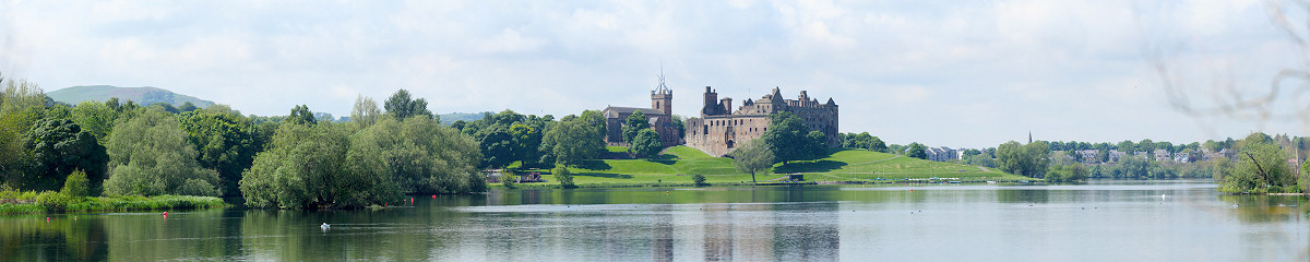 Linlithgow Palace Gigapixel Photography