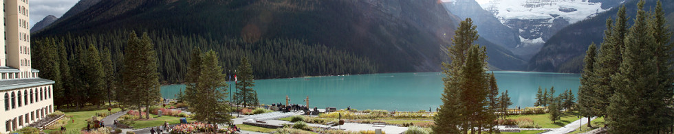 Lake Loiuse, Banff National Park Gigapixel Photography
