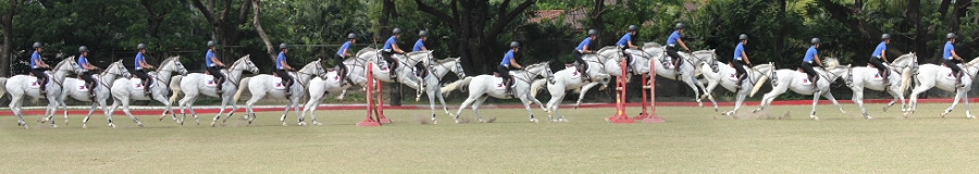Equestrienne Mikee Cojuangco-Jaworski