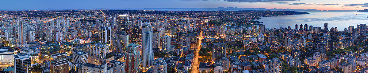 Vancouver Gigapixel Photography