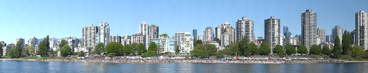 Vancouver 420 Protest