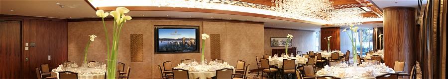 GigaPan Shangri-la Hotel Vancouver Conway Room
