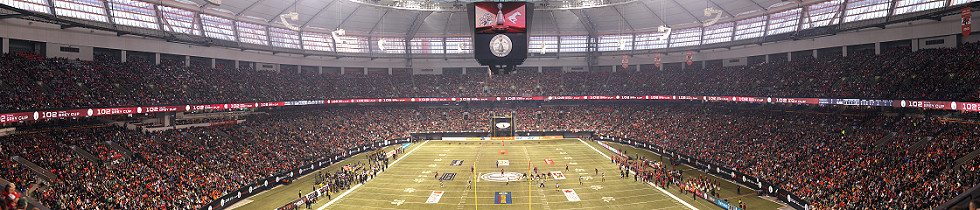 Canadian Football League 102nd Grey Cup