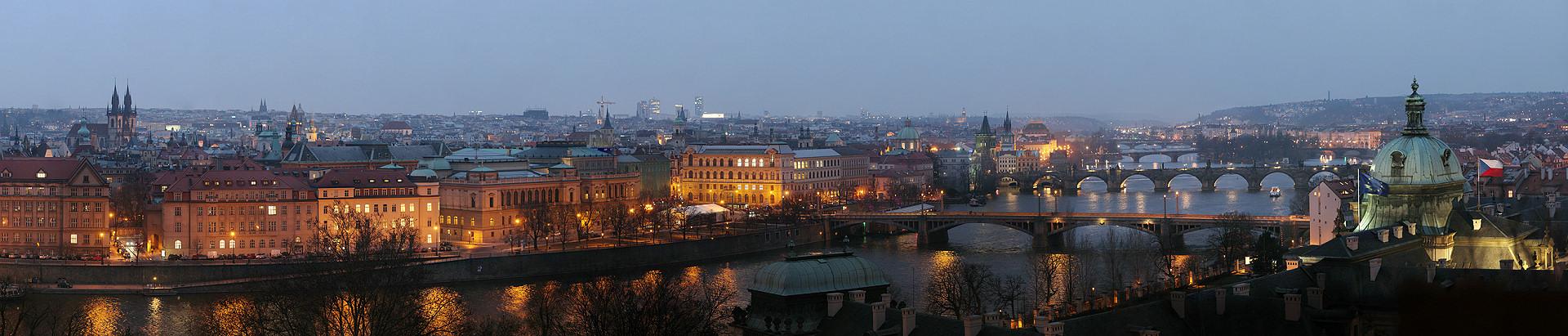 City of Prague, Czech Republic
